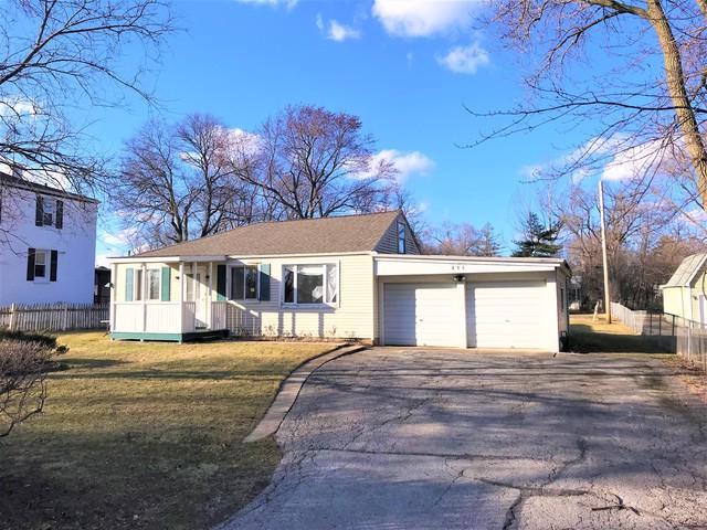 123 E Gregory Avenue, Mount Prospect, IL 60056 (MLS #10022153) :: Helen Oliveri Real Estate