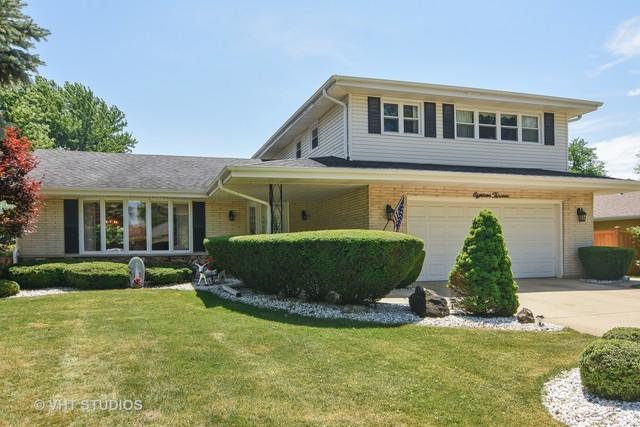 1813 N Andoa Lane, Mount Prospect, IL 60056 (MLS #10022159) :: Helen Oliveri Real Estate