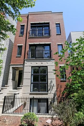 1028 W Newport Avenue #3, Chicago, IL 60657 (MLS #10022231) :: Helen Oliveri Real Estate