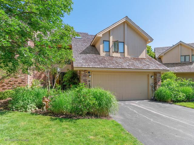45 Oak Creek Court, Burr Ridge, IL 60527 (MLS #10022296) :: Helen Oliveri Real Estate