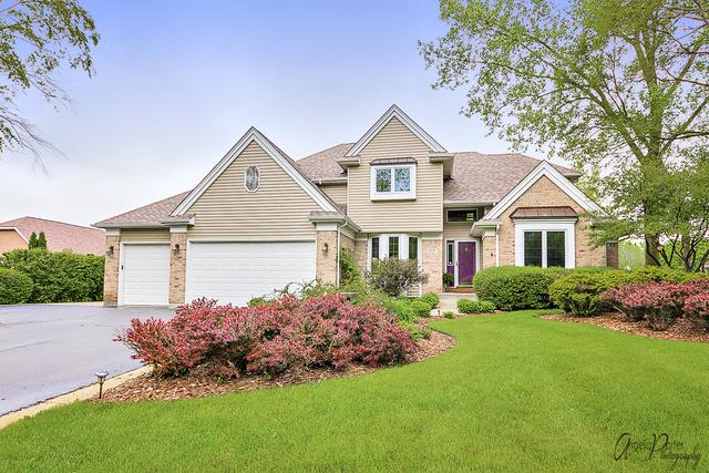 123 Tulip Circle, Island Lake, IL 60042 (MLS #10022301) :: The Jacobs Group