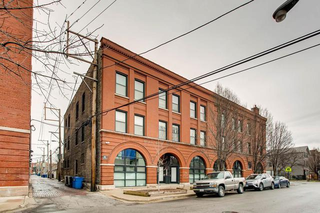 1707 N Paulina Street #202, Chicago, IL 60622 (MLS #10022392) :: Property Consultants Realty