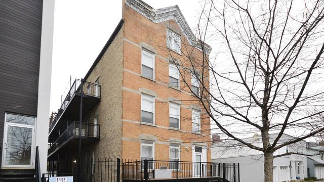 2228 N Hamilton Avenue 2F, Chicago, IL 60647 (MLS #10022403) :: Leigh Marcus | @properties