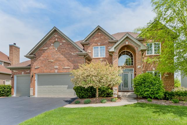 707 Merrill New Road, Sugar Grove, IL 60554 (MLS #10022427) :: The Jacobs Group