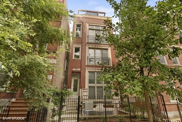 824 N Hermitage Avenue #3, Chicago, IL 60622 (MLS #10022576) :: Property Consultants Realty