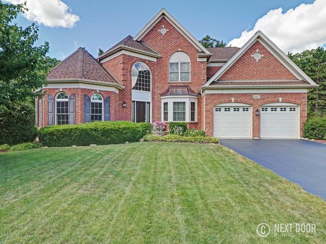 447 Lake Run Court, North Aurora, IL 60542 (MLS #10022653) :: The Wexler Group at Keller Williams Preferred Realty