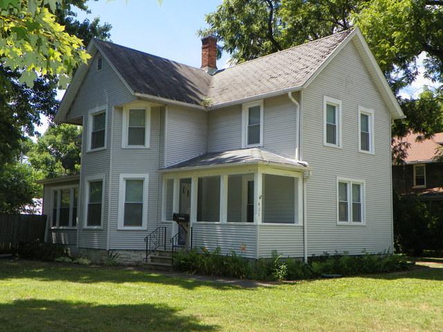 411 E Chippewa Street, Dwight, IL 60420 (MLS #10022671) :: Littlefield Group