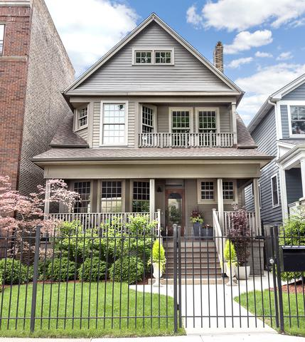 4510 N Hermitage Avenue, Chicago, IL 60640 (MLS #10022674) :: Leigh Marcus | @properties