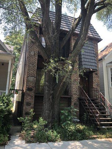 4144 N Leavitt Street, Chicago, IL 60618 (MLS #10022797) :: Leigh Marcus | @properties