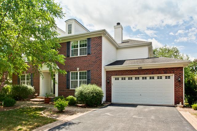 401 Oakmont Drive, Cary, IL 60013 (MLS #10023011) :: Key Realty