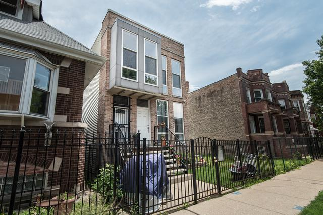 1435 N Springfield Avenue #2, Chicago, IL 60651 (MLS #10023173) :: Domain Realty