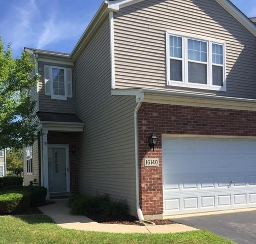 16140 Bent Grass Drive, Lockport, IL 60441 (MLS #10023255) :: Leigh Marcus | @properties
