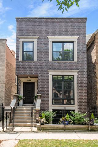 2321 W Dickens Avenue, Chicago, IL 60647 (MLS #10023289) :: Property Consultants Realty