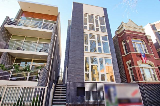 2606 W Thomas Street #3, Chicago, IL 60622 (MLS #10023316) :: Property Consultants Realty