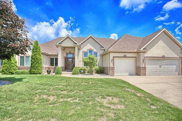 100 Walden Pond Boulevard, MONTICELLO, IL 61856 (MLS #10023360) :: Ryan Dallas Real Estate