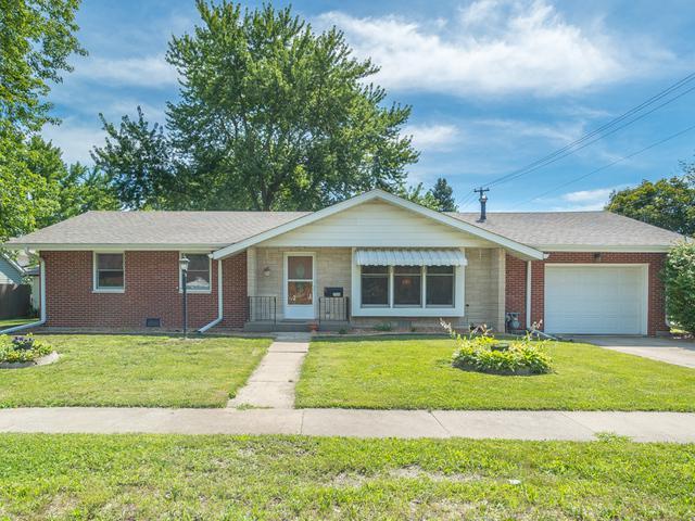 506 S Chicago Street, Dwight, IL 60420 (MLS #10023383) :: Littlefield Group