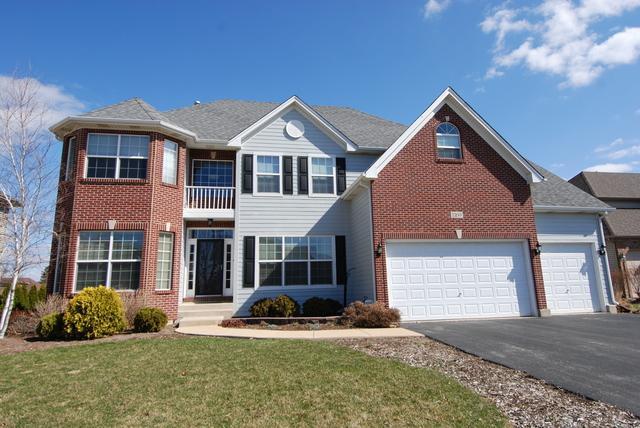 1169 Heartland Drive, Yorkville, IL 60560 (MLS #10023451) :: Baz Realty Network | Keller Williams Preferred Realty