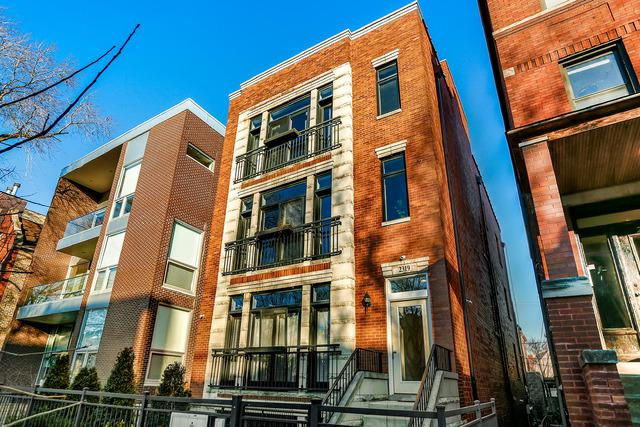 2319 N Leavitt Street #3, Chicago, IL 60647 (MLS #10023589) :: Property Consultants Realty