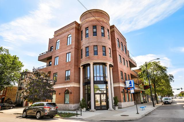 2353 W Belden Avenue 4S, Chicago, IL 60647 (MLS #10023635) :: Property Consultants Realty
