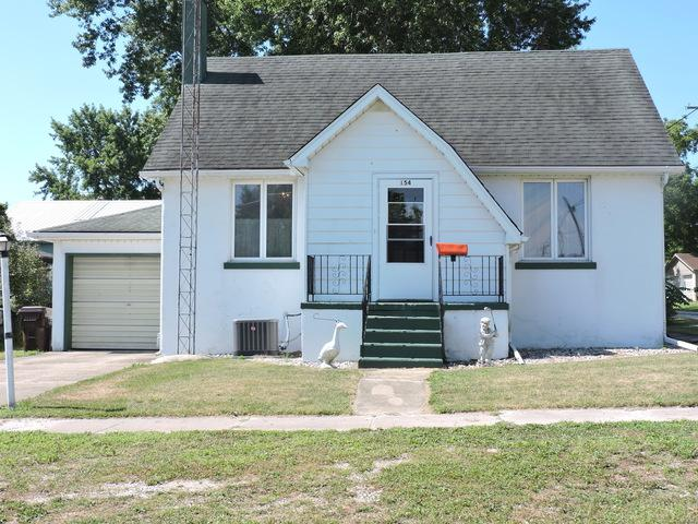 154 E Second North Street, Chebanse, IL 60922 (MLS #10024074) :: The Jacobs Group