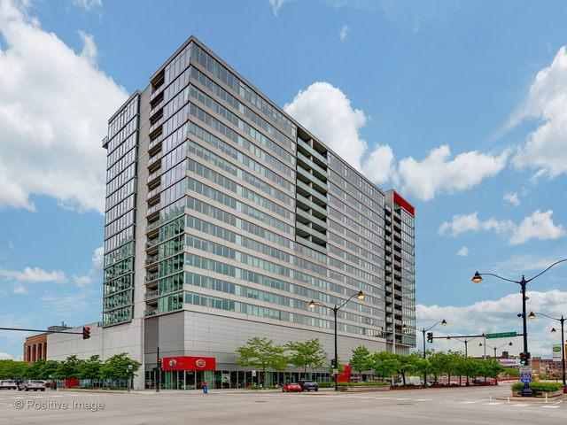 659 W Randolph Street #1109, Chicago, IL 60661 (MLS #10024308) :: Property Consultants Realty