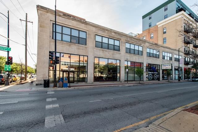 100 S Ashland Avenue #205, Chicago, IL 60607 (MLS #10024574) :: Property Consultants Realty