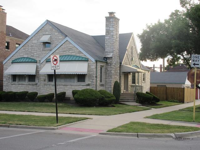 1656 N Natoma Avenue, Chicago, IL 60707 (MLS #10024763) :: The Spaniak Team