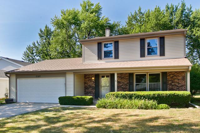 792 Stonebridge Lane, Buffalo Grove, IL 60089 (MLS #10024820) :: The Schwabe Group