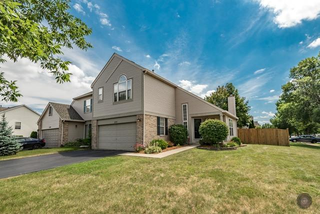 1135 Coventry Lane, Bolingbrook, IL 60440 (MLS #10024935) :: The Dena Furlow Team - Keller Williams Realty