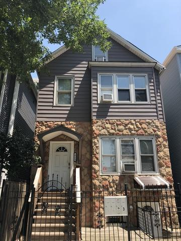 1923 N Richmond Street, Chicago, IL 60647 (MLS #10025075) :: The Perotti Group
