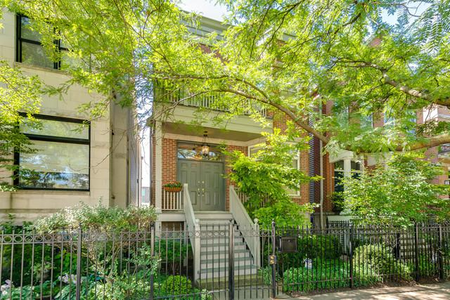 1517 W Altgeld Street, Chicago, IL 60614 (MLS #10025124) :: The Perotti Group