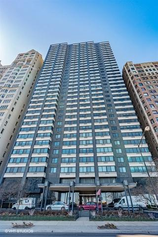 1440 N Lake Shore Drive 28E, Chicago, IL 60610 (MLS #10025166) :: Property Consultants Realty