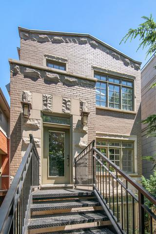 1633 N Hermitage Avenue, Chicago, IL 60622 (MLS #10025335) :: Property Consultants Realty