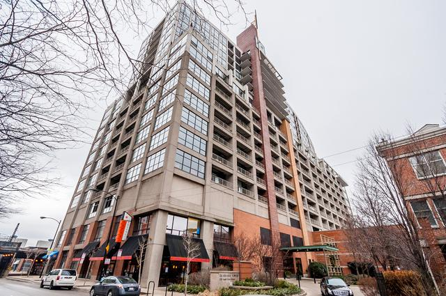 1530 S State Street #431, Chicago, IL 60605 (MLS #10025370) :: Domain Realty