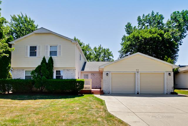 910 Dunham Lane, Buffalo Grove, IL 60089 (MLS #10025458) :: The Schwabe Group