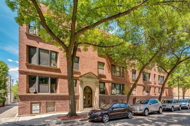 1962 N Howe Street #3, Chicago, IL 60614 (MLS #10025463) :: The Perotti Group