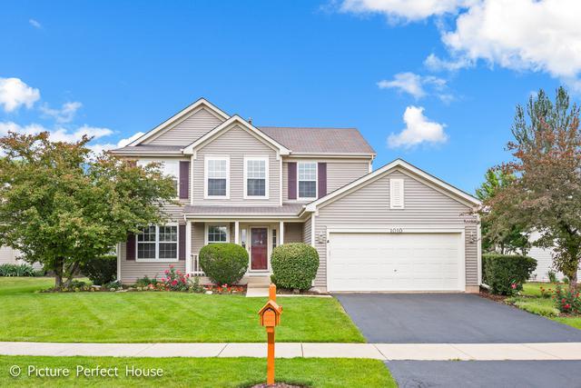 1010 Meadowridge Drive, Aurora, IL 60504 (MLS #10025519) :: Key Realty