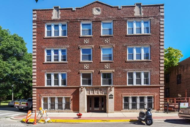 1050 W Dakin Street 1B, Chicago, IL 60613 (MLS #10025586) :: The Perotti Group