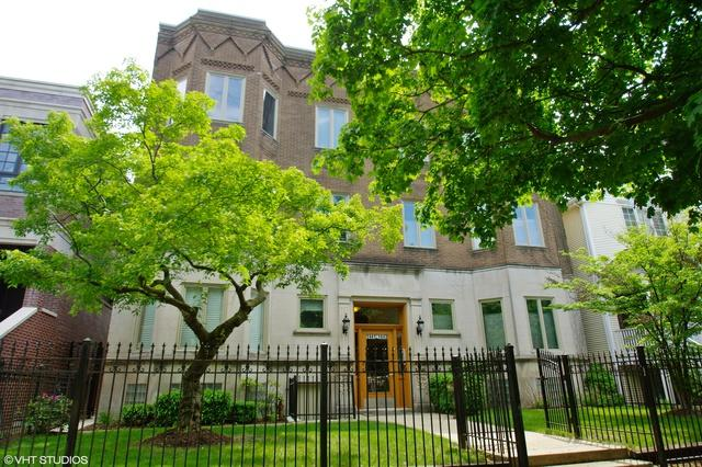 1441 W Cuyler Avenue 2E, Chicago, IL 60613 (MLS #10025599) :: The Perotti Group