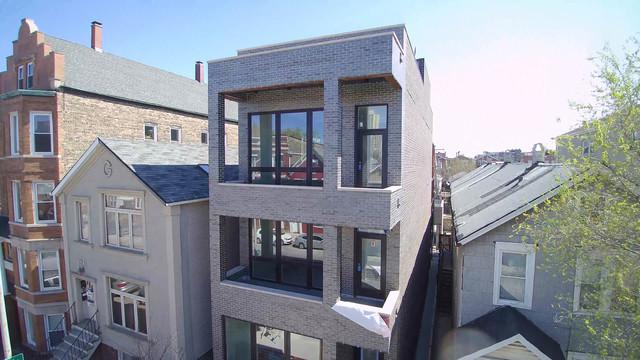 2430 W Moffat Street #3, Chicago, IL 60647 (MLS #10025639) :: Property Consultants Realty