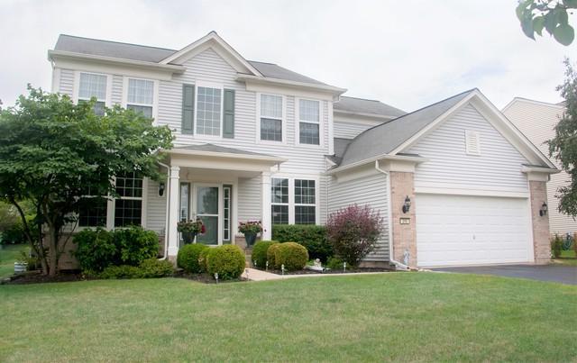 260 Foster Drive, Oswego, IL 60543 (MLS #10025652) :: The Dena Furlow Team - Keller Williams Realty