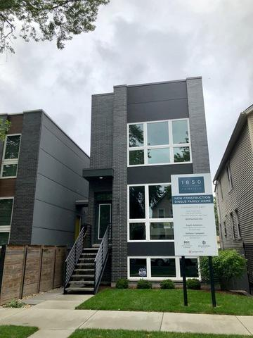 1850 N Fairfield Avenue, Chicago, IL 60647 (MLS #10025706) :: The Perotti Group