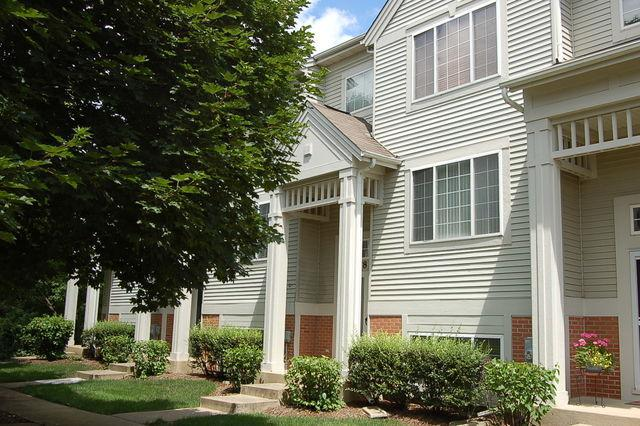 578 New Haven Drive #578, Cary, IL 60013 (MLS #10026212) :: Key Realty
