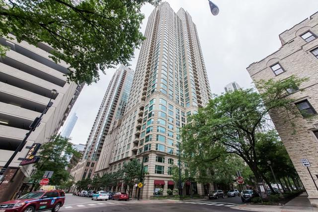 25 E Superior Street #2502, Chicago, IL 60611 (MLS #10026297) :: Property Consultants Realty