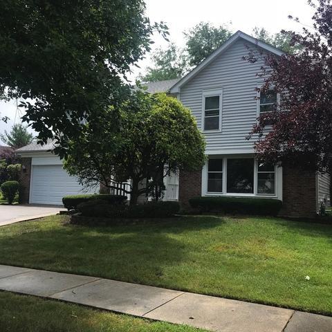 1131 Silver Pine Drive, Hoffman Estates, IL 60010 (MLS #10026302) :: Lewke Partners