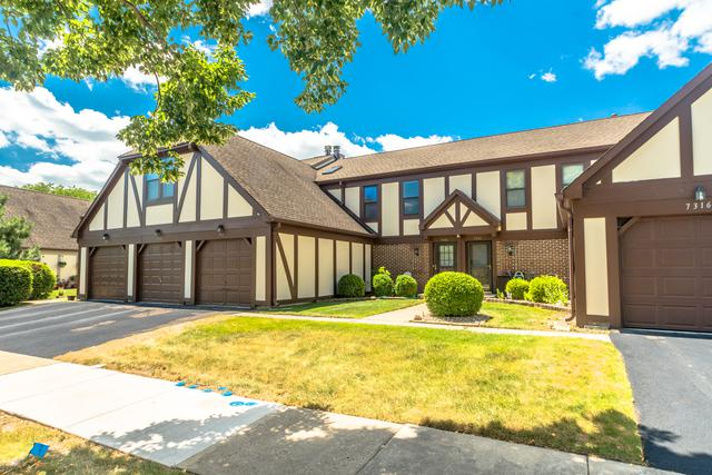 7318 Canterbury Place 17-3, Downers Grove, IL 60516 (MLS #10026327) :: The Dena Furlow Team - Keller Williams Realty