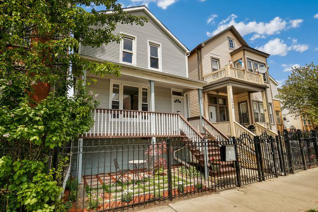 2872 W Palmer Street, Chicago, IL 60647 (MLS #10026441) :: The Perotti Group
