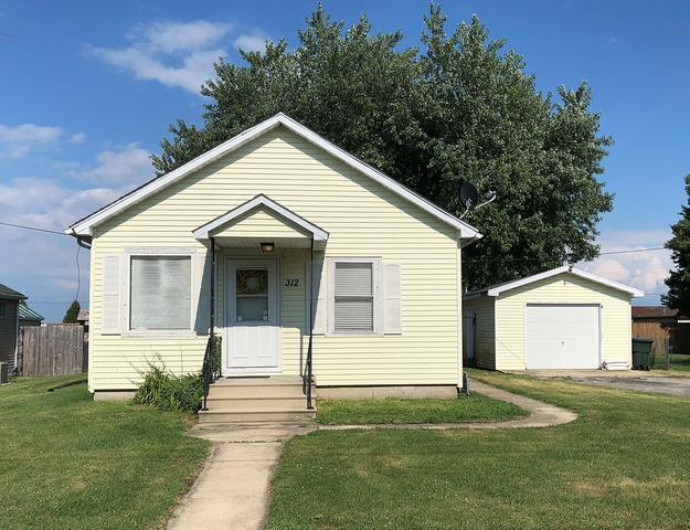 312 N Cedar Street, Gardner, IL 60424 (MLS #10026560) :: The Jacobs Group