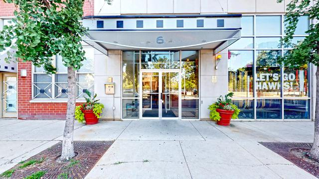 6 S Laflin Street #611, Chicago, IL 60607 (MLS #10026614) :: Property Consultants Realty