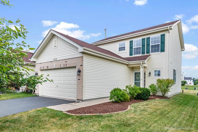 199 W Norwell Lane, Round Lake, IL 60073 (MLS #10026654) :: Lewke Partners
